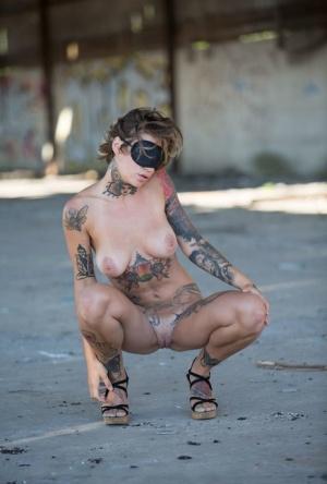 Huge Tits Blindfold