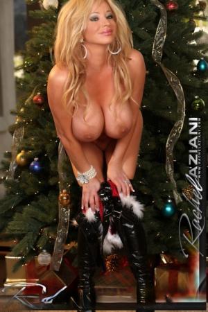 Huge Christmas Tits
