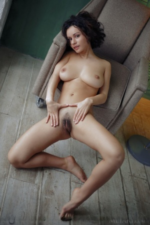 Hairy Pussy Huge Tits