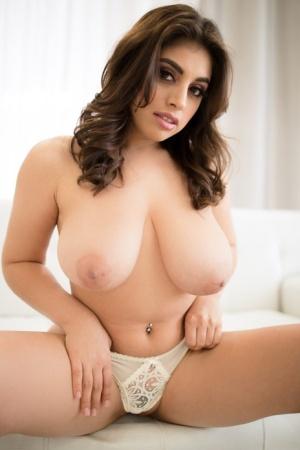 Huge Tits In Panties