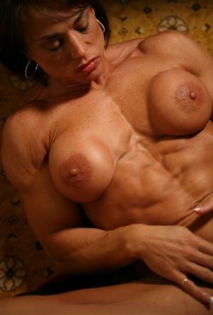 Huge Muscle Tits
