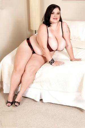 SSBBW With Huge Tits