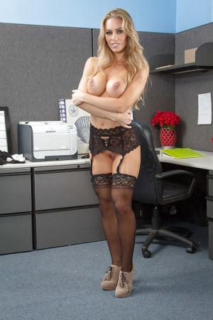 Huge Tits And Stockings