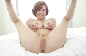 Huge Tits And Spread Pussy