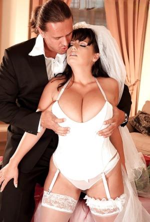 Huge Tits Bride