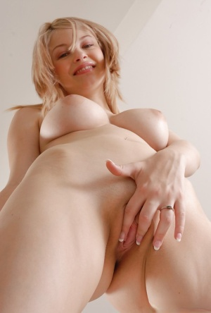 Huge Tits Masturbation